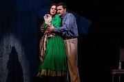 V libereckém divadle připravili jednoaktovky Francesca da Rimini a Lakomý rytíř.