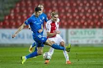 SK Slavia Praha - FC Slovan Liberec (11.kolo) poločas 0:2
