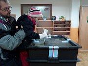 Pro osmiletou Sofii jsou to už třetí volby.