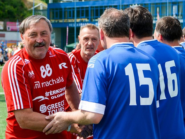 Fotbalový tým Amfora.
