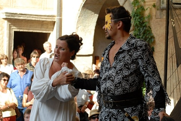 Benefiční akce opera Don Giovanni