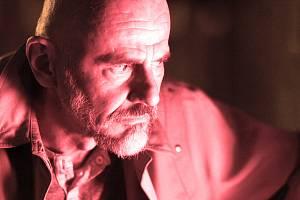 Z natáčení videoklipu, v hlavní roli Marek Sýkora.