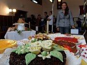 Sobota patřila ve Vísce soutěžím. Na výstavu se přišlo podívat až sedm set lidí.