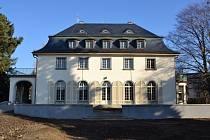 Schubertova vila vHrádku nad Nisou.