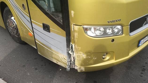 Následky mohly být katastrofální nebýt pohotové reakce jednoho z cestujících.