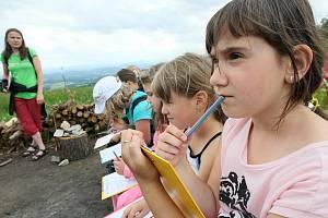 Společný workshop dětí z Liberecka a lužického Bautzenu.