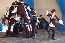 Soubor Sunža z dalekého Ingušska na úpatí Kavkazu přijel do Liberce předvést své národní tance. Osudy těchto dětí a jejich hrdý tanec, kterým jakoby proti svému osudu bojovaly, přiměly některé diváky až slzám.