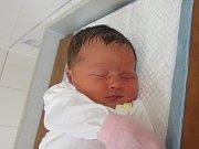 TEREZA KONOPÁČOVÁ. Narodila se 23. října v liberecké porodnicimamince Zuzaně Sentivánové z Liberce.Vážila 3,68 kg a měřila 52 cm.