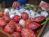 Velikonoční trhy v centru Liberce.