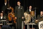 V libereckém Domě kultury vystoupil legendární orchestr Melody Makers s Ondřejem Havelkou.