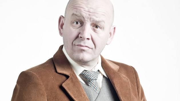 PAVEL NEČAS nyní zkouší hlavní mužskou roli profesora Higginse v My Fair Lady libereckého divadla.
