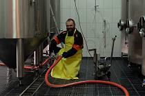 Ve Frýdlantu se zase vaří pivo