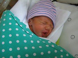Vojtěch Hobrlant se narodil 14. května v liberecké porodnici mamince Veronice Hobrlantové z Chotyně. Vážil 2,2 kg a měřil 46 cm.