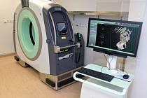 Mobilní CT scanner