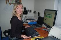 Šéfredaktorka Libereckého deníku Lenka Markovičová