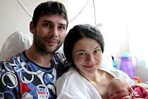 Mamince Barboře Junkové z Liberce se dne 6. května v liberecké porodnici narodil syn Dalibor. Měřil 53 cm a vážil 4,29 kg.