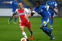 Slovan Liberec v přípravě porazil Zlaté Moravce.
