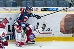 Bilí Tygři Liberec - HC Oceláři Třinec - 4. zápas finále