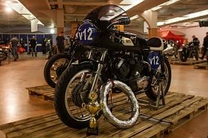 Moto výstava Liberec začala 6. dubna v zábavním centru Babylon.