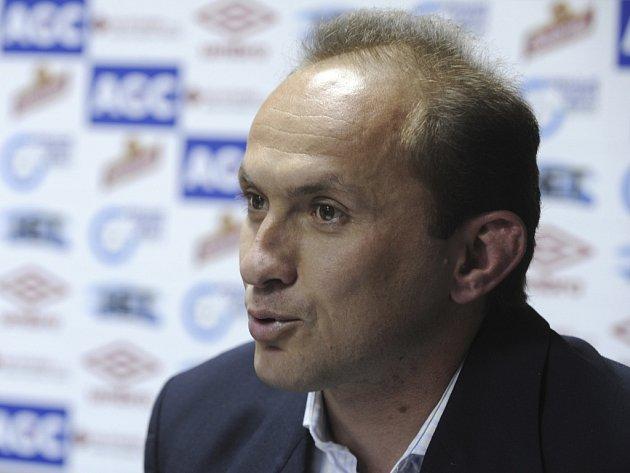 PAVEL VERBÍŘ, bývalý český reprezentant a ikona fotbalových Teplic.