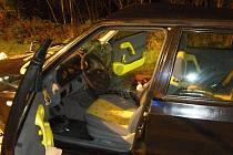 Tragédie na Liberecku. V Bílém Kostele nad Nisou auto usmrtilo chodce.