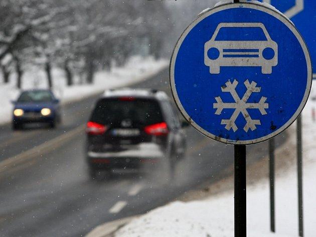 Silnice v Libereckém kraji jsou sjízdné.