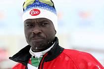Keňský běžec Philip Boit běhá na lyžích přes deset let. Poprvé zaujal již na olympijských hrách Naganu 1998.