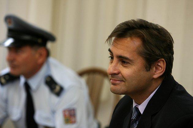 Ústecký soudce Ivan berka.