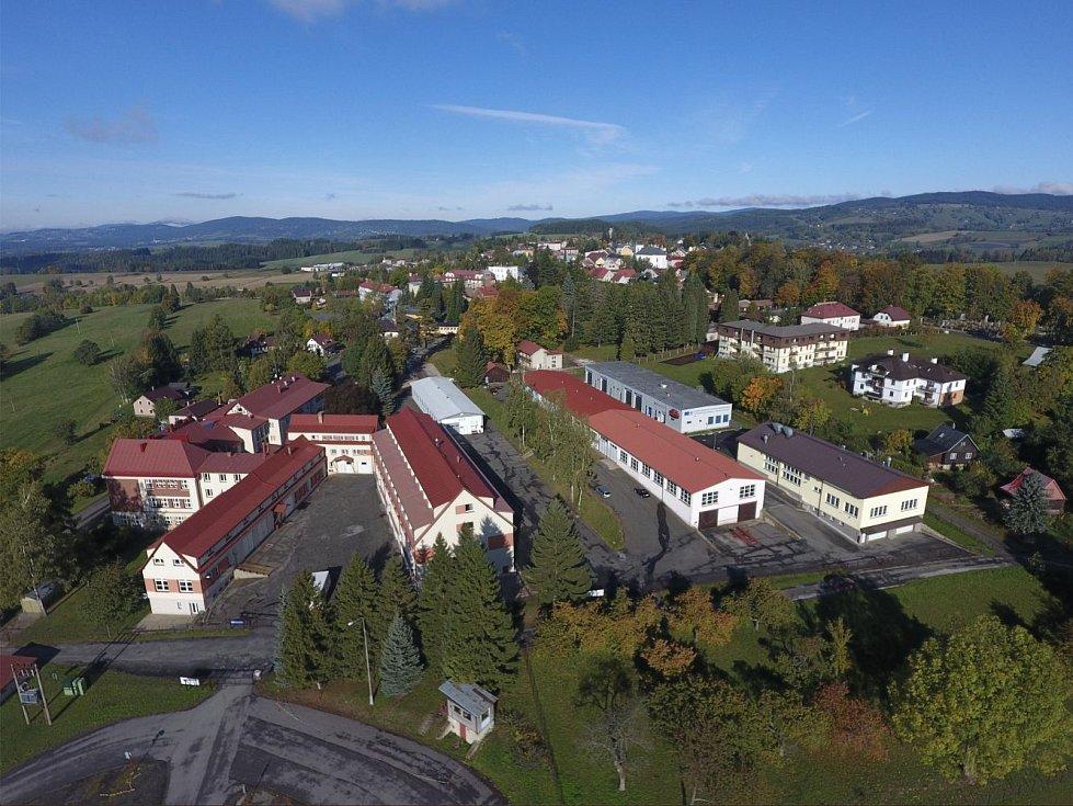 COV automobilového průmyslu pro Liberecký kraj.