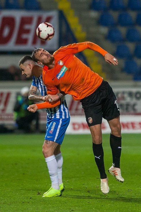 Zápas 16. kola první fotbalové ligy mezi týmy FC Slovan Liberec a FC Viktoria Plzeň se odehrál 23. listopadu na stadionu U Nisy v Liberci.