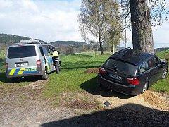 KONEC POLICEJNÍ HONIČKY ve Zdislavě.