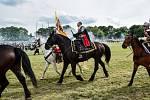 Valdštejnské slavnosti v sobotu přilákaly do Frýdlantu tisíce lidí.