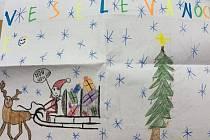 Dopisy pro babičky a dědečky udělaly radost seniorům v Liberci.