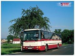 Nový autobusový spoj pro školáky z Ferdinandova.