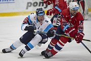 Hokejisté Liberce porazili doma Pardubice 3:1.