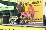 Do akce Kolo pro Adama se zapojila i Zoo Liberec, kde v neděli proběhl doprovodný program.