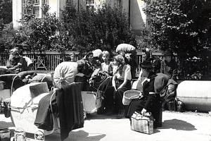 Odsun Němců z Liberce