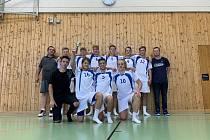 Volejbaloví kadeti Slavie Liberec získali na turnajích ve Vídni 2. místo.