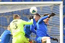 FC Slovan Liberec - MFK Karviná 3:0.