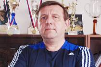 PŘEDSEDA TJ SLAVIA. Ing. Petr Prokop.