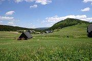 Osada Jizerka - pohled na Bukovec