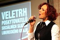 Centrum Babylon hostilo  Veletrh poskytovatelů sociálních služeb v Libereckém kraji, jehož součástí byl i bohatý doprovodný program.
