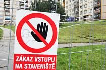 Revitalizace sídliště Dobiášova - rozšíření parkovacích míst