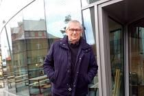 Profesor Jiří Suchomel, zakladatel FUA na Technické univerzitě v Liberci.