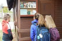 V Druzcově vznikla knihobudka.