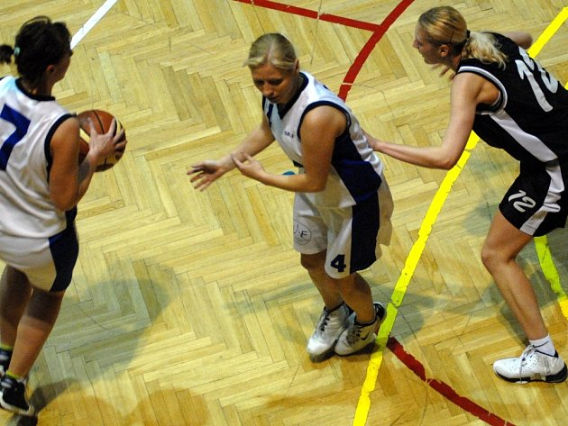 2.liga basketbal BK Lokomotiva Liberec