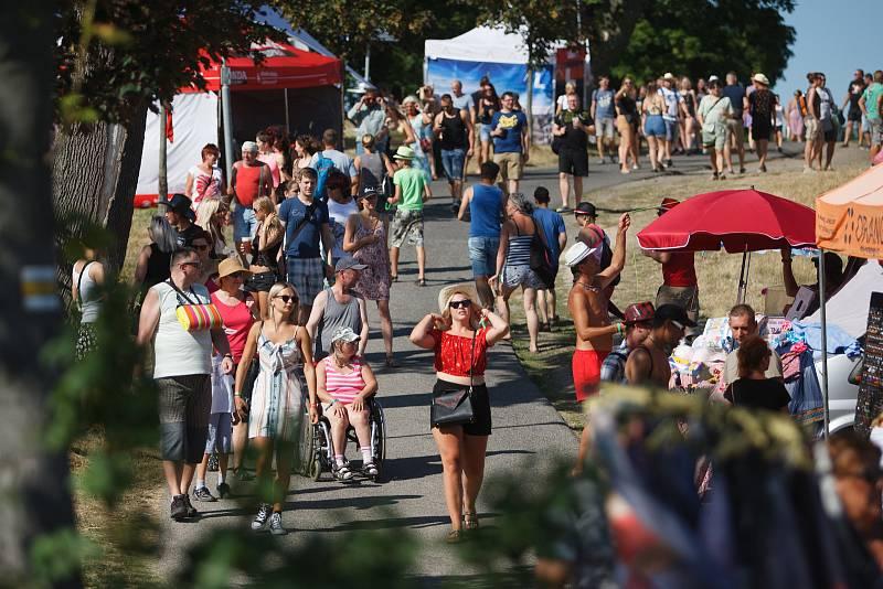 Festival Benátská! v libereckém Vesci.
