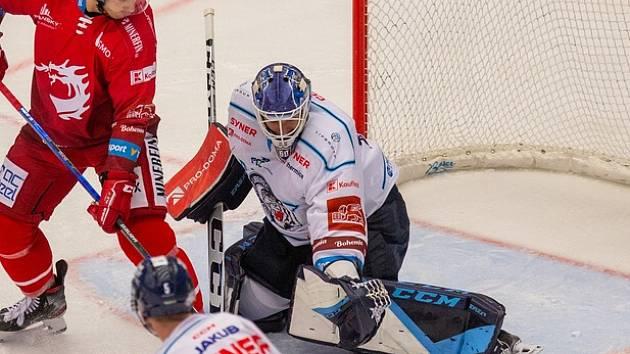 Liberec naposledy inkasoval sedm branek na ledě nepříjemného Třince.