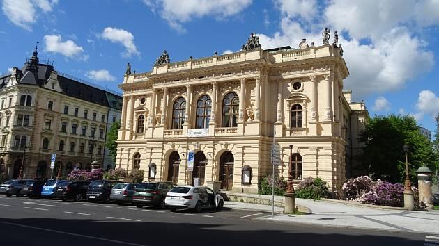 Divadlo F. X. Šaldy v Liberci.