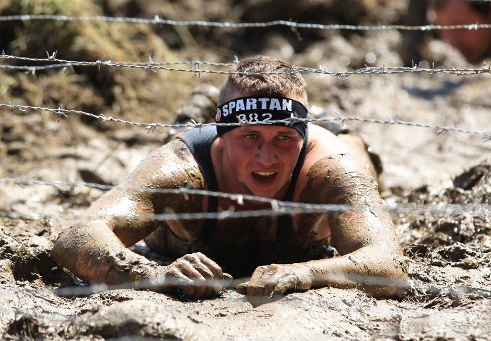 Extrémní překážkový závod Spartan Race proběhl 31. května 2014 v Liberci.